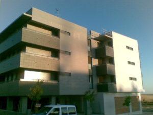 Edificio Balcón de Cáceres