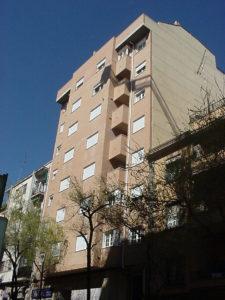 Edificio Argentina - Cáceres